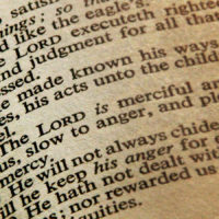 Scripture Verse – Psalm 91