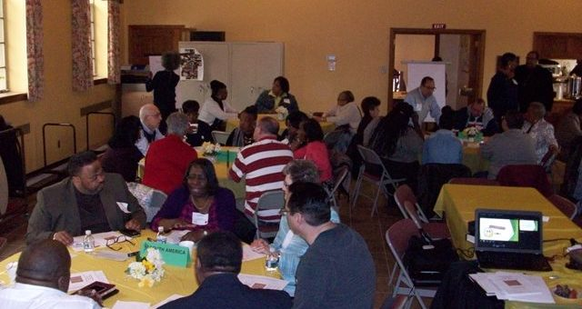 Second Annual Mission Conversation Cafe