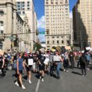 The Protest Movement in Philadelphia