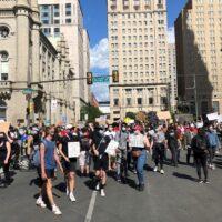 The Protest Movement in Philadelphia